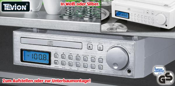 Küchenradio Wlan Mit Cd ~ tevion u00ae küchenradio mit cd von aldi süd ansehen!