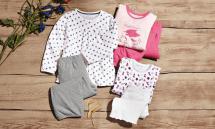LUPILU Kleinkinder-Schlafanzug für Mädchen