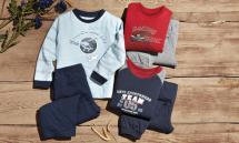 LUPILU Kleinkinder-Schlafanzug für Jungen