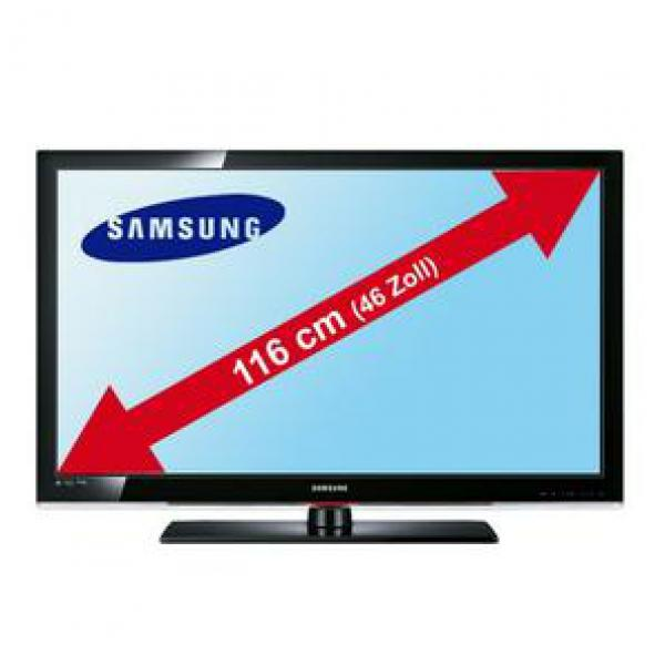 samsung 116 cm 46 zoll full hd lcd tv le46c530 von. Black Bedroom Furniture Sets. Home Design Ideas