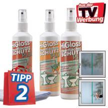 HiGloss® Oberflächenschutz