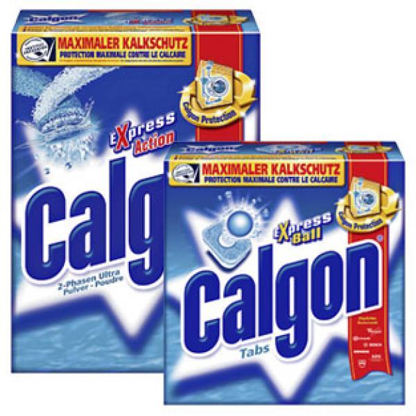 Geschirrspülmaschine Tabs Oder Pulver = Calgon Wasserenthärter Pulver 2,5 kg oder Tabs 75 er von