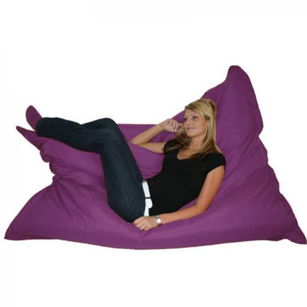 riesen sitzsack 420 l in brombeer von rossmann ansehen. Black Bedroom Furniture Sets. Home Design Ideas