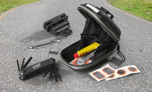crivit sports fahrrad werkzeugtasche von lidl ansehen. Black Bedroom Furniture Sets. Home Design Ideas