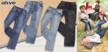 ALIVE® Kinder-Jeans