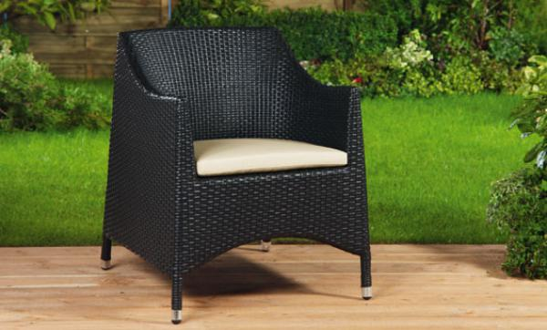 florabest polyrattan sessel von lidl ansehen. Black Bedroom Furniture Sets. Home Design Ideas