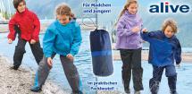 ALIVE® Kinder-Regenanzug