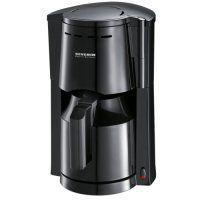 severin kaffeemaschine mit 2 thermokannen von ansehen. Black Bedroom Furniture Sets. Home Design Ideas