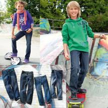 Jeans für Kinder, 5-Pocket
