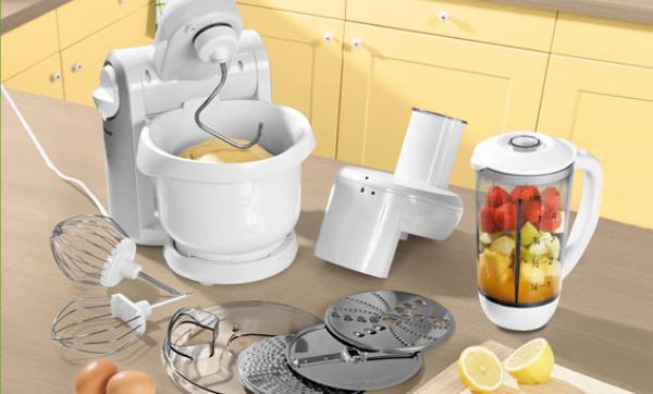 Silvercrest k chenmaschine von lidl ansehen for Robot de cocina silvercrest