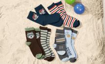2 Paar Jungen-Socken