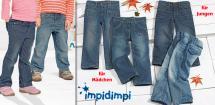 IMPIDIMPI® Kleinkinder-Jeans