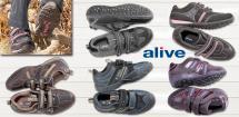 ALIVE® Kinder- Herbst-Sneaker