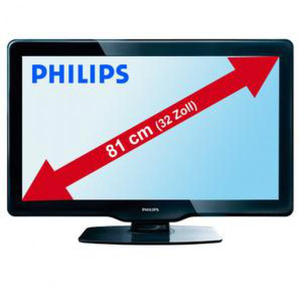 philips 81cm 32 zoll full hd lcd tv 32pfl3605h von. Black Bedroom Furniture Sets. Home Design Ideas