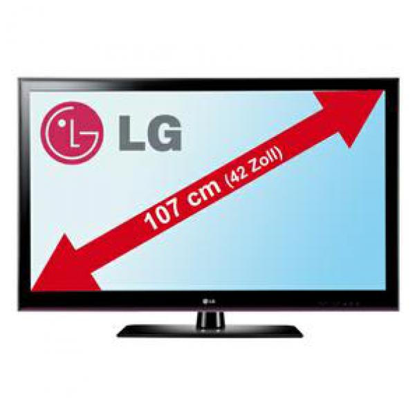 lg electronic 107cm 42 zoll full hd led lcd tv 42le5300 von marktkauf ansehen. Black Bedroom Furniture Sets. Home Design Ideas