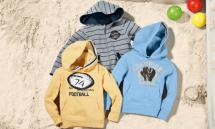 LUPILU Kleinkinder-Sweatshirt/-jacke für Jungen