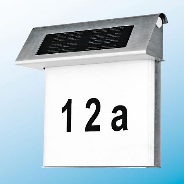 solar hausnummer von aldi nord ansehen. Black Bedroom Furniture Sets. Home Design Ideas