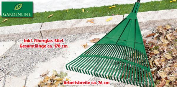 gardenline laubbesen xxl von aldi s d ansehen. Black Bedroom Furniture Sets. Home Design Ideas