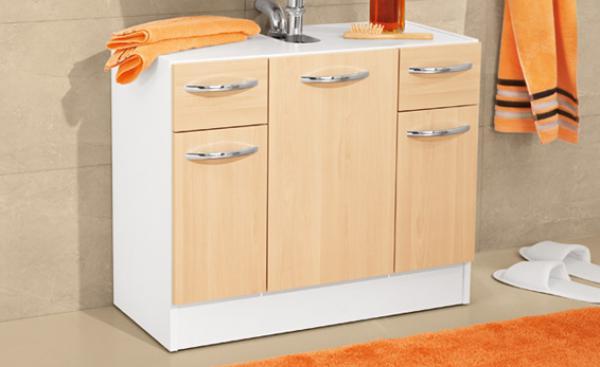 waschbecken unterschrank von lidl ansehen. Black Bedroom Furniture Sets. Home Design Ideas