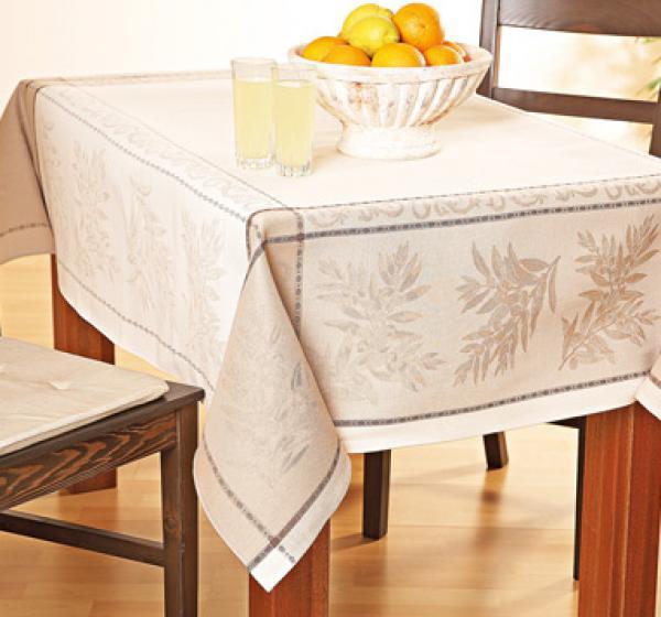 facotti jacquard tischdecke von penny markt ansehen. Black Bedroom Furniture Sets. Home Design Ideas