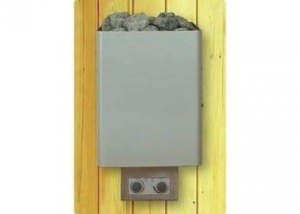 saunaofen 8 kw mit integrierter steuerung von ansehen. Black Bedroom Furniture Sets. Home Design Ideas