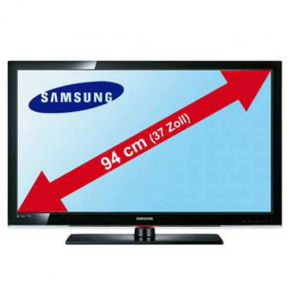 samsung 94 cm 37 zoll full hd lcd tv le37c530 von. Black Bedroom Furniture Sets. Home Design Ideas