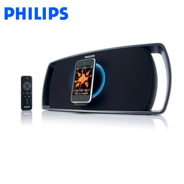 philips ipod iphone lautsprecher dockingstation sbd8100 10 von rossmann ansehen. Black Bedroom Furniture Sets. Home Design Ideas