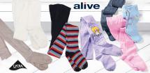 ALIVE® Kinder- Strumpfhose