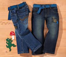 Kleinkinder-Jungen-Jeans
