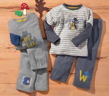 Kleinkinder-Jungen-Schlafanzug