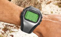 CRIVIT OUTDOOR GPS-Uhr mit Herzfrequenzmesser