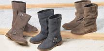 Damen- und Mädchen-Stiefel