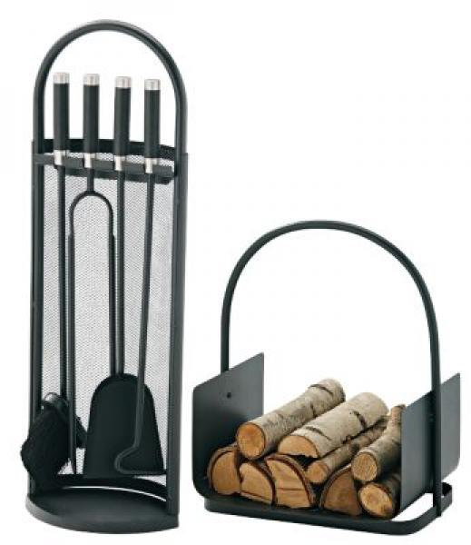 kaminzubeh r set von ansehen. Black Bedroom Furniture Sets. Home Design Ideas
