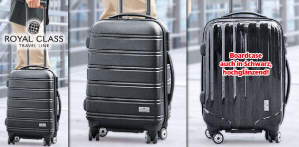 royal class travel line polycarbonat boardcase von aldi s d ansehen. Black Bedroom Furniture Sets. Home Design Ideas