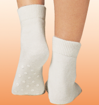 PORT LOUIS Angora-Socken