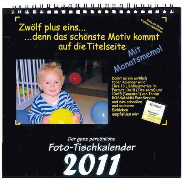 rossmann ideenwelt foto tischkalender 2011 von rossmann ansehen. Black Bedroom Furniture Sets. Home Design Ideas