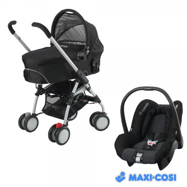 maxi cosi kombi travel system citi cx inkl babyschale. Black Bedroom Furniture Sets. Home Design Ideas