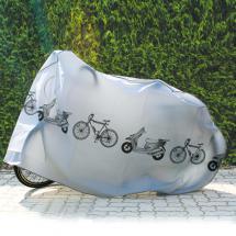 Fahrrad-Motorradabdeckung