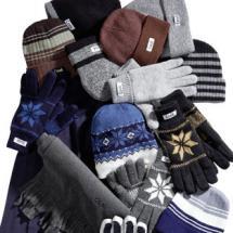 Damen-, Herren- oder Kinder-Winter-Accessoires