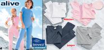 ALIVE® Kinder-Thermo- Unterwäsche, 2-teilig