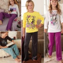 Nicki-Leggings für Mädchen