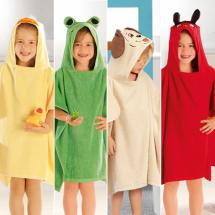 Frottier Kinderponcho