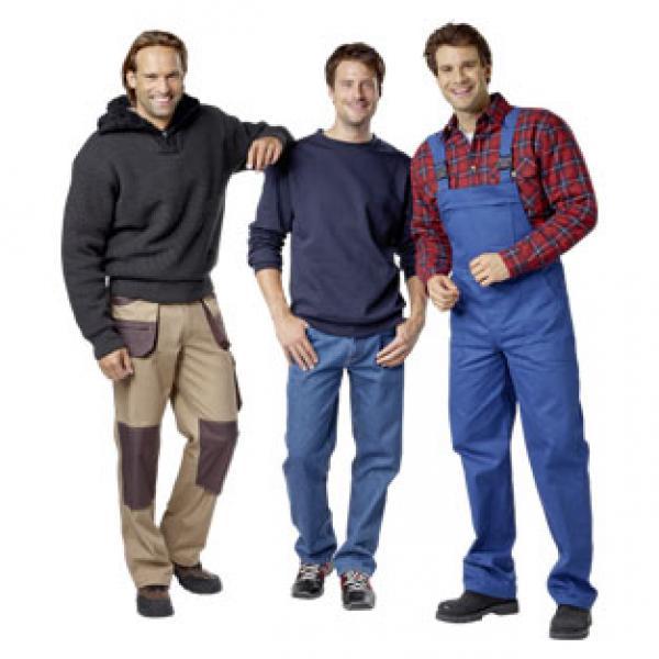 herren thermo flanellhemd sweatshirt jeans oder latzhose von real ansehen. Black Bedroom Furniture Sets. Home Design Ideas