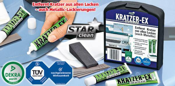 STAR CLEAN® Kratzer-Ex von Aldi Süd ansehen!