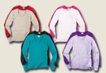Langarm-Shirt 2er-Set