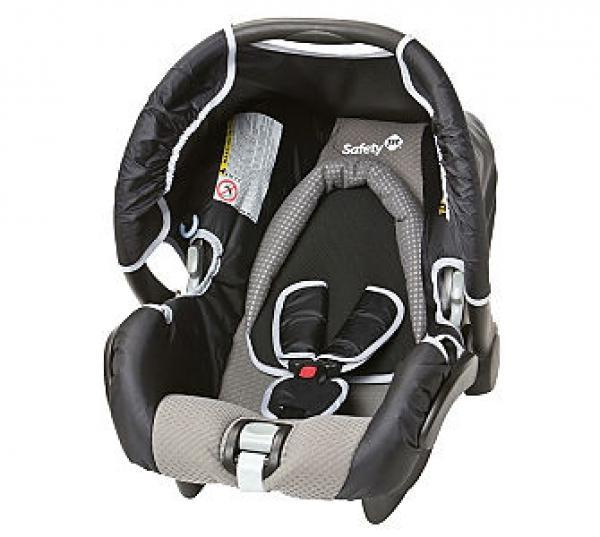 safety 1st mimas babyschale schwarz von ansehen