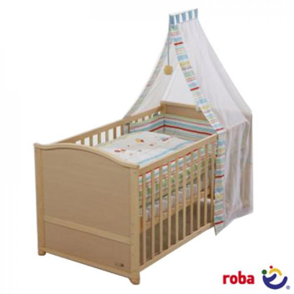 roba kombi kinderbett lukas von rossmann ansehen. Black Bedroom Furniture Sets. Home Design Ideas