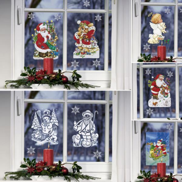 Armario Sala Jantar ~ Natal decoraç u00e3o de janelas