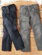 Kinder-Jungen-Thermojeans