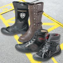 Modische Stiefel